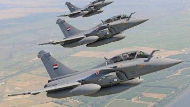 Photo of مصر: سقوط طائرة عسكرية أثناء تنفيذ طلعة تدريبية