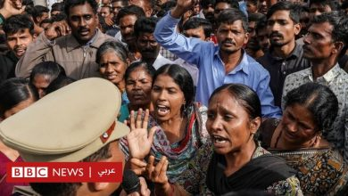 Photo of قضية اغتصاب وقتل فتاة بالهند: الشرطة تقتل بالرصاص أربعة متهمين