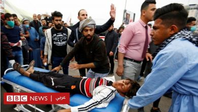 Photo of عام من الاحتجاجات في العالم العربي