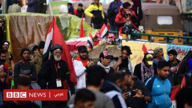 """Photo of في الغارديان: """"طعن جماعي في بغداد بالتزامن مع دخول أنصار الحشد الشعبي ساحة التحرير"""""""