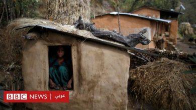 """Photo of القبض على رجل بعد وفاة امرأة أجبرت على الإقامة في """"كوخ الحيض"""" في نيبال"""