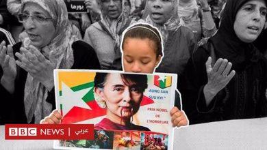 Photo of زعيمة بورما: من رمز للسلام إلى قفص الاتهام