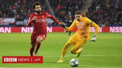 Photo of صلاح يسجل يهز شباك سالزبورغ في دوري أبطال أوروبا