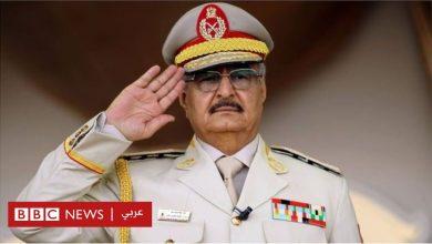 """Photo of خليفة حفتر يعلن """"المعركة الحاسمة"""" على طرابلس"""