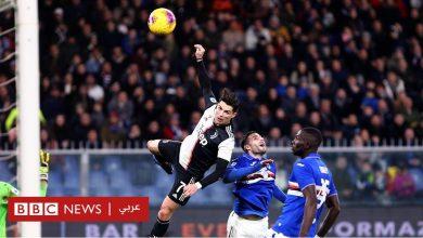 "Photo of هدف ""أسطوري"" لرونالدو في الدوري الإيطالي"