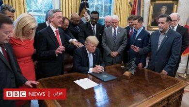 Photo of ترامب: استقالة صحفي بارز وسط جدل بشأن تأييد الإنجيليين المحافظين للرئيس الأمريكي
