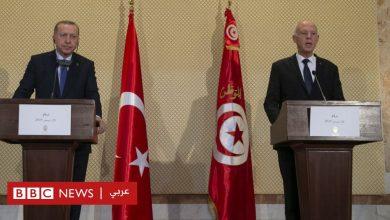 "Photo of رجب طيب أردوغان في زيارة مفاجئة لتونس لبحث ""وقف إطلاق النار"" في ليبيا"