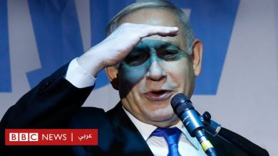 "Photo of بنيامين نتنياهو يحتفل بـ""انتصار كبير"" في الانتخابات التمهيدية على زعامة حزب الليكود"