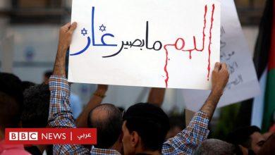 Photo of الأردنيون إلى الشارع لإسقاط اتفاقية الغاز مع إسرائيل