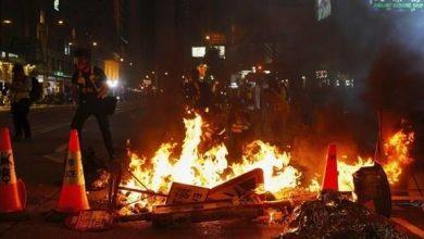 Photo of تظاهرة مليونية في أول أيام العام الجديد بهونغ كونغ