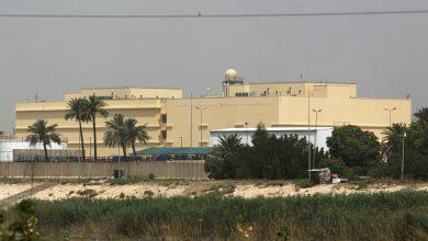 Photo of أنباء عن سقوط صاروخ في محيط السفارة الأميركية في بغداد