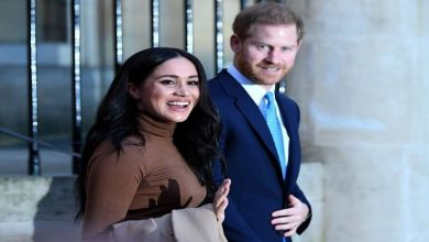 Photo of القصر البريطاني «متألم» من قرار هاري وميغان