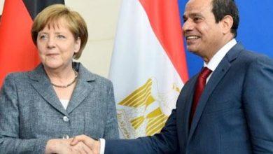 Photo of ميركل تؤكد للسيسي دعم حل سياسي في ليبيا ورفض اَي تدخل أجنبي