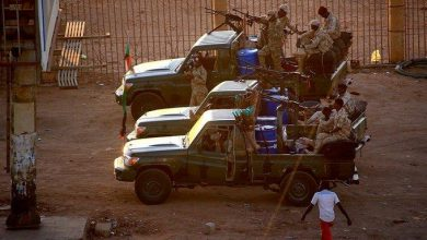 Photo of الجيش السوداني يسيطر على مقر المتمردين بالخرطوم