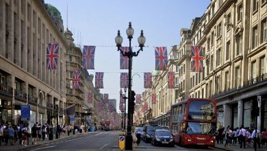 Photo of التضخم في بريطانيا يتراجع 1.3 %