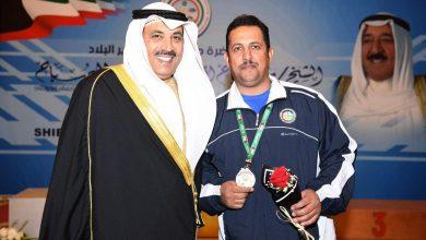 Photo of الرامي منصور الرشيدي يحرز برونزية للكويت ببطولة سمو الأمير للر..