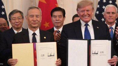 Photo of واشنطن وبكين توقعان اتفاق التجارة التاريخي
