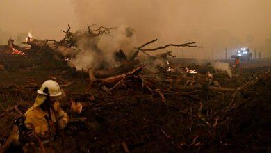 Photo of عواصف وفيضانات تغلق الطرق في مناطق ضربتها الحرائق بأستراليا