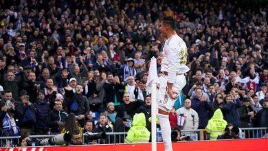 Photo of بفضل كاسيميرو ريال مدريد يحفط الأمل في اللقب بفوز صعب