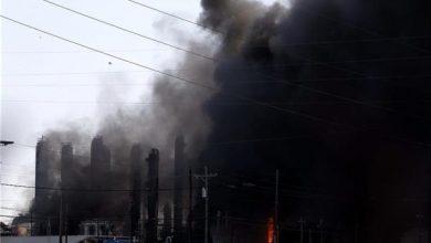 Photo of انفجار عنيف فى مبنى بمدينة هيوستون الأمريكية