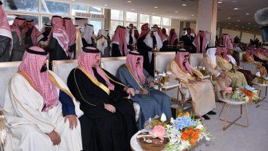 Photo of ممثل سمو الأمير سمو ولي العهد يحضر حفل ختام مهرجان الملك عبدالعزيز للإبل