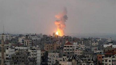 Photo of طائرات إسرائيلية تقصف قطاع غزة بعد ساعات من إعلان صفقة القرن
