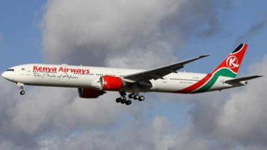 Photo of الخطوط الجوية الكينية تعلق رحلاتها للصين بسبب فيروس كورونا