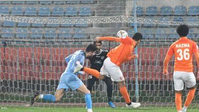 Photo of كاظمة يتغلب على السالمية بثنائية في الدوري الممتاز