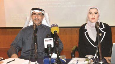 Photo of بالفيديو الأنصاري القرين الثقافي في | جريدة الأنباء