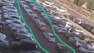 Photo of بالفيديو المرور توثق متجاوزي   جريدة الأنباء
