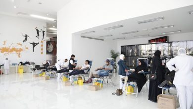 Photo of حملة للتبرع بالدم في AUM بالتعاون   جريدة الأنباء