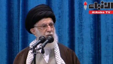 Photo of خامنئي: بإمكان إيران نقل المعركة إلى خارج حدودها