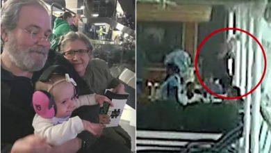 Photo of بالفيديو جد يسقط حفيدته الرضيعة من   جريدة الأنباء