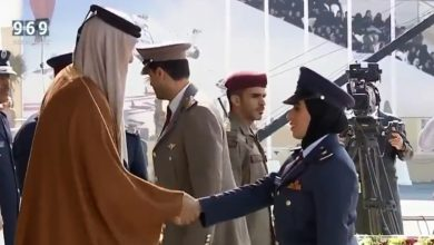 Photo of بالفيديو تخريج أول فتاة قطرية كطيار   جريدة الأنباء