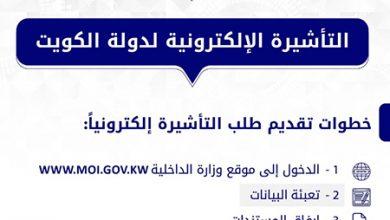Photo of الداخلية تقديم طلب التأشيرة لدخول | جريدة الأنباء