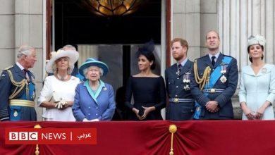 """Photo of الملكة إليزابيث الثانية والأمير هاري يجريان محادثات حول """"مستقبل العلاقة مع القصر"""""""