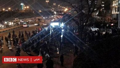 Photo of إسقاط الطائرة الأوكرانية: شرطة طهران تنفي مواجهة المحتجين بالذخيرة الحية