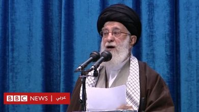 "Photo of خامنئي: إيران ""سحقت.. غطرسة"" أمريكا"