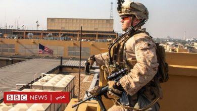 "Photo of العراقيون السنة يعتبرون القوات الأمريكية في بلادهم ""أهون الشرين"""