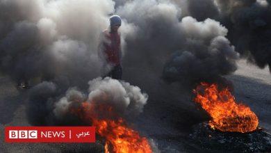 Photo of مظاهرات العراق: محتجون يحاولون قطع الطرق في بغداد ويشتبكون مع قوات الأمن