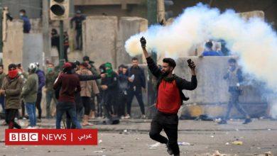 Photo of #البصرة_تقمع: غضب في العراق بعد اقتحام ساحات التظاهرات