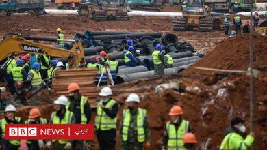Photo of فيروس كورونا: الصين تبني مستشفى في ستة أيام!