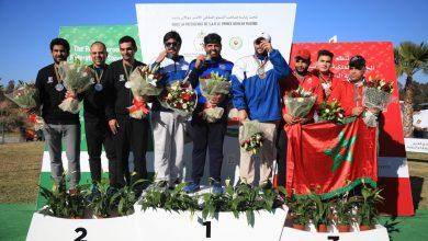 Photo of أزرق الرماية يحتل المركز الأول في البطولة العربية للرماية بالمغرب