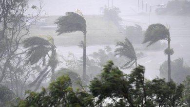 Photo of إعصار يتجه نحو الساحل الغربي لأستراليا برياح مدمرة تزامنا مع ح..
