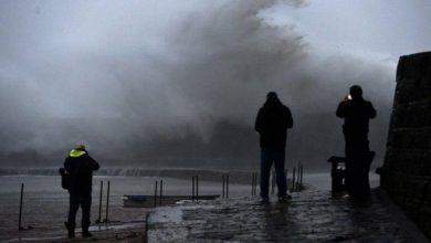 Photo of إلغاء رحلات جوية ومخاوف من فيضانات بسبب العاصفة كيارا بأوروبا