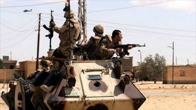 Photo of مصر مقتل إرهابيا في العريش شمالي سيناء