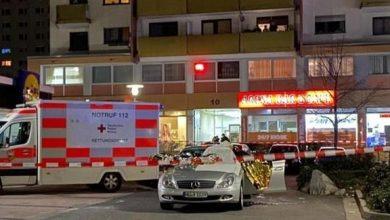 Photo of ألمانيا: مقتل 8 أشخاص في إطلاق نار قرب فرانكفورت