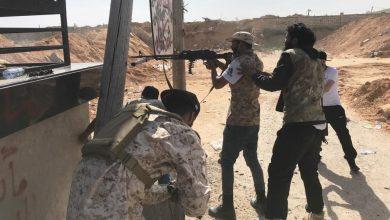 Photo of الوفاق مقتل مسلحاً تابعين لحفتر جنوب طرابلس