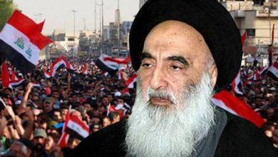 "Photo of العراق.. السيستانييدعو لـ""انتخابات مبكرة"" لحل الأزمة والصدر إلى الاحتجاج مجدداً"