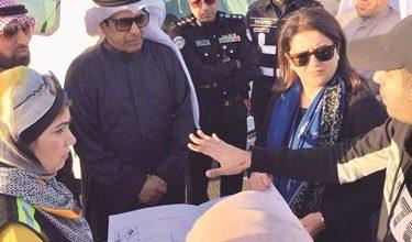 Photo of الفارس تفقدت مدينة جابر الأحمد | جريدة الأنباء